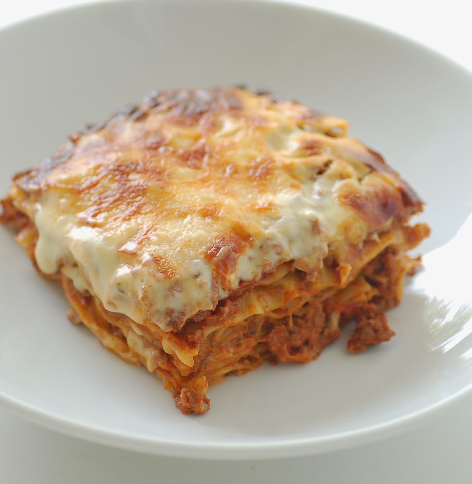 Minced Meat Lasagna